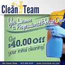 The Clean Team's Photo
