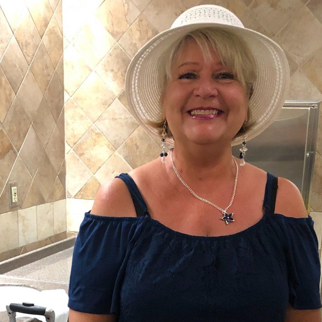 Linda in Newport Beach, CA