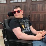 Photo for Personal Assistant For Vibrant Young Man With Cerebral Palsy