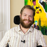 Photo for Personal Assistant For A Young Adult With Cerebral Palsy