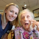 Photo for Seeking Part Time CNA Senior Care Provider In Zion