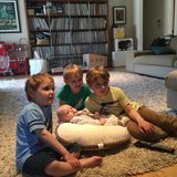 Photo for Need Caregiver: 1 Infant, Pick Up 5-yr-old From School, And Greet 7-yr-old After School; In Dallas.