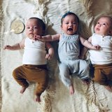 Photo for Nanny For Part-Time Help With Triplets