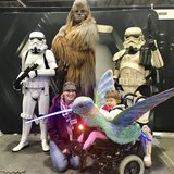 Photo for Part-time Caregiver Wanted For Awesome Special-needs 7yo