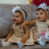 Photo for Part-time Nanny Needed For 2 Twin 1 Year Old Girls In Fremont
