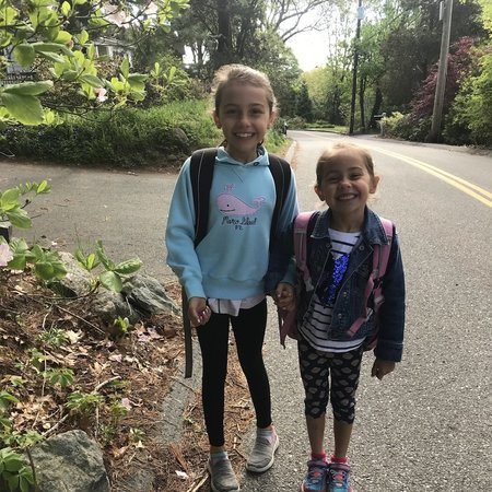 Child Care Job in Lexington, MA 02421 - Fun Loving Babysitter Needed For 2 School Age Girls In Lexington - Care.com