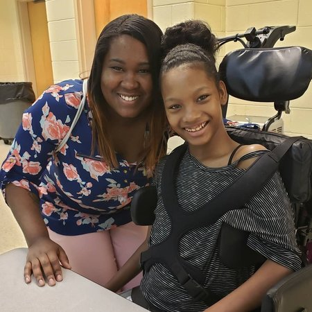 Special Needs Job in Charlotte, NC 28213 - Caregiver Needed For Middle School-Aged Girl With CP - Care.com
