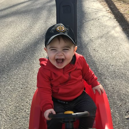 Child Care Job in Hanover, MA 02339 - I Am Looking For A Fun, Energetic Sitter For My High Energy 1 Year Old Boy! - Care.com