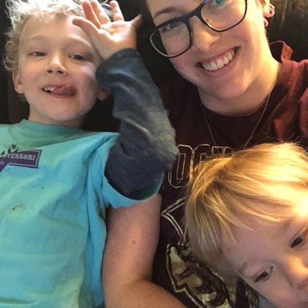 Child Care Job in Milwaukee, WI 53207 - Part-Time Nanny Needed For 2 Children In Bay View - Care.com