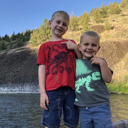 Child Care Job in Bend, OR 97703 - Nanny Needed For 2 Children In Bend. - Care.com