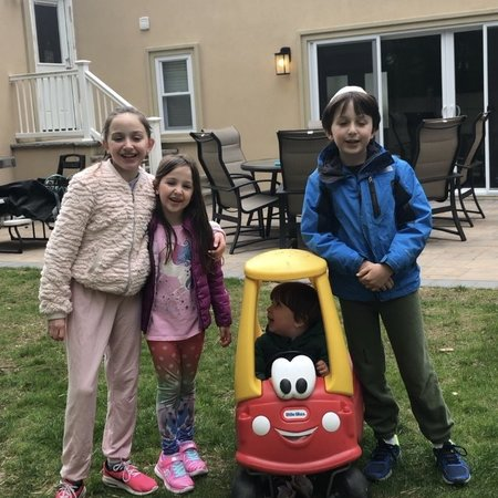 Child Care Job in Fair Lawn, NJ 07410 - Did You Already Had Covid-19 And Recovered? College Aged Babysitter Needed For 4 Amazing Children - Care.com