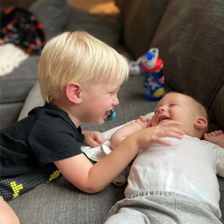 Child Care Job in Fairfield, OH 45014 - Patient, Organized Care For 2 Boys - Care.com